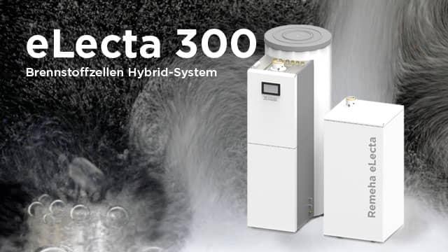 Remeha eLecta 300