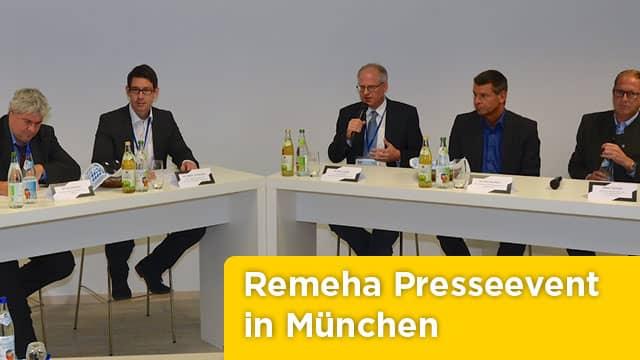Remeha Presseevent 2019