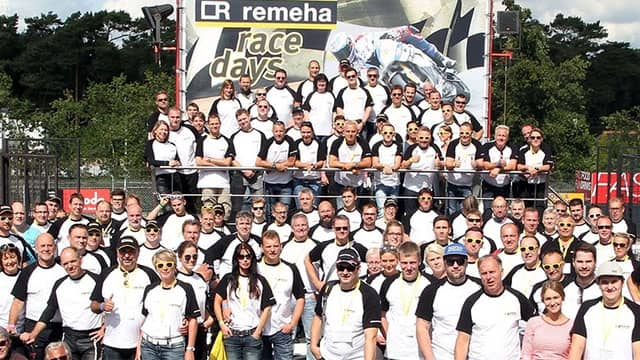Remeha Race Days