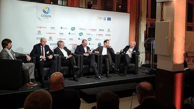 Wasserstoff im Gebäudesektor – Politischer Abend in Berlin