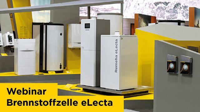Webinar Brennstoffzelle eLecta