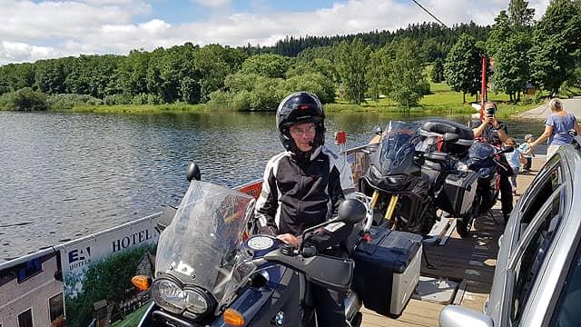 Remeha VIP-Motorradtour 2021