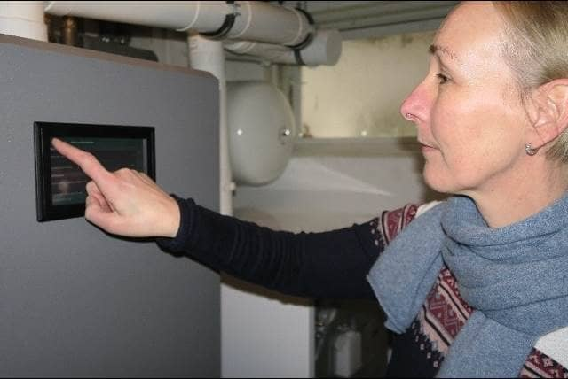 Brennstoffzellenheizung Regelung