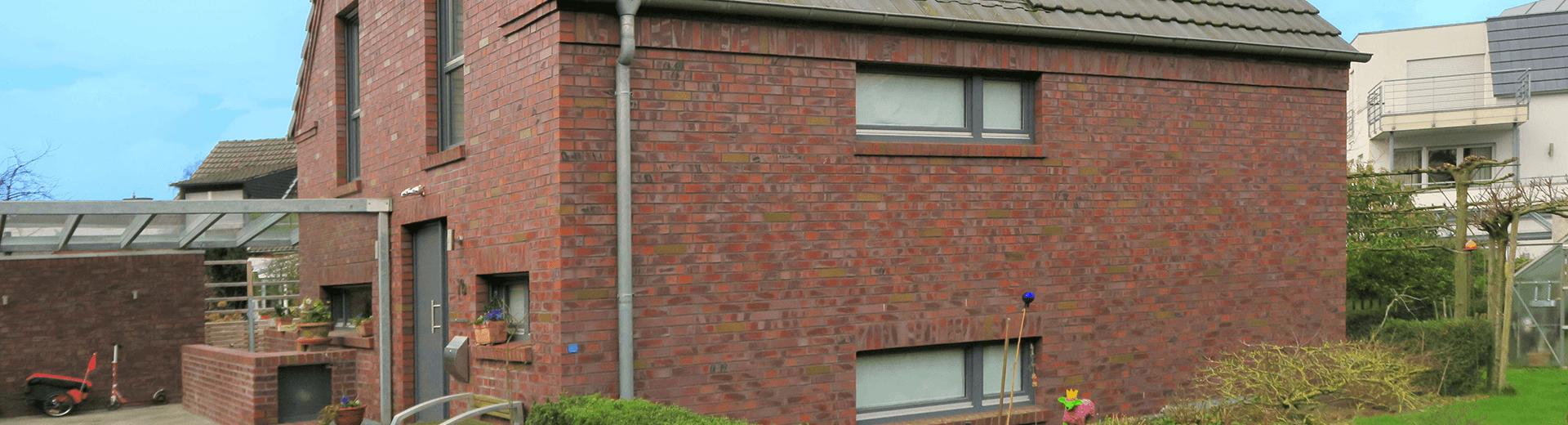 Wohnhaus mit Brennstoffzellenheizung Emsdetten