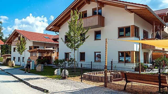 Remeha Heizungsanlage in Siedlung Grainau