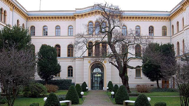 Hessisches Justizministerium von außen