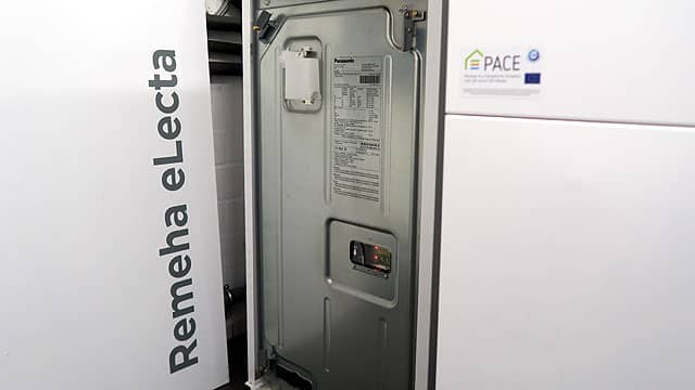 Brennstoffzellenheizung