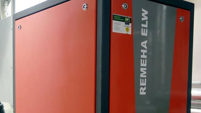 Remeha Referenz - Blockheizkraftwerk in einem MFH in Hamburg