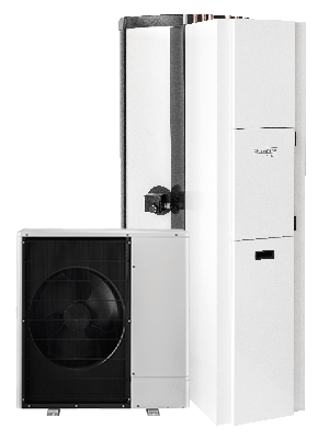 Wärmepumpe elektrisch eHP mono 390
