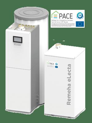 eLecta - Brennstoffzellensystem als KWK