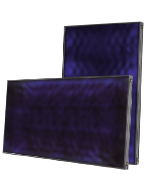 Solar-Flachkollektor RemaSol C 250 V/H
